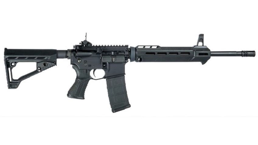 Savage Savage MSR15 Patrol 223 Wylde/5.56/.223 16in Melonite Barrel 5R Rifling 1/8 twist Blackhawk M Lock 15rd Alter