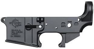Rock River Rock River Arms  LAR-15 Stripped Lower Receiver 5.56/Multi
