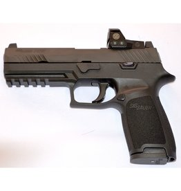 Sigsauer Sig Sauer P320 Compact 9mm 3.9 in 2-10rd Mags Romeo1 Mini Reflex Sight