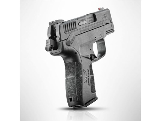 "SPRINGFIELD Springfield Armory XDE 9MM Blk 3.3"" 1-8Rd 1-9Rd"