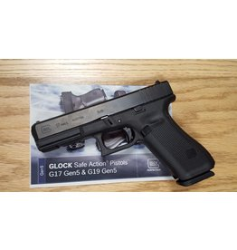 GLOCK Glock G17 Gen5 9mm 4.49in FXD 3-15rd Alter