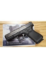 Glock G19 Gen5 9mm 4in Fixed Sights 3-15rd Blue Label
