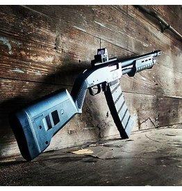Black Aces Tactical Black Aces Tactical Pro Series 9 Magpul Special  12Ga 18.5 Breacher Barrel Black SGA Stock and MOE Forend 10Rd Stick Mag
