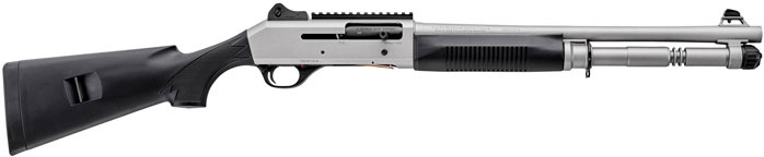 """Benelli Benelli M4 H20 Tactical 12ga 18.5"""" Blk Syn Ghost Ring Sight"""