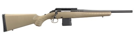 Ruger Ruger American Ranch 5.56 16.12In TB FDE 10rd