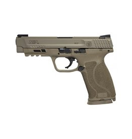 Smith & Wesson Smith & Wesson M&P45 M2.0 4.6In Full FDE Truglo TFX Tritium Fiber Optic Sights 10Rd