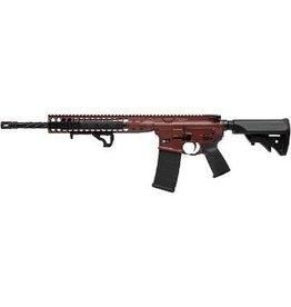 LWRC ICDIR5FDR16 5.56 Nato Flat Dark Red 16In 10Rd Alter