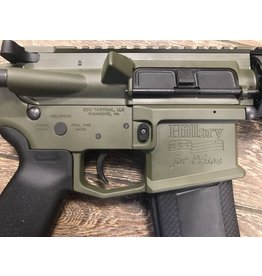 RTSP RTSP Hillary for Prison 5.56<br /> Rise Armament RA-140 Sporting Trigger<br /> Rock River Arms - 20&quot; Barrel, 1:9 Twist, Free Float Handguard