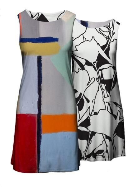 Le Galeriste Camille Dress In Lipstick