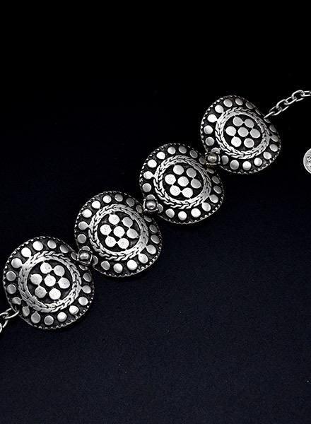 Persian Disc Bracelet