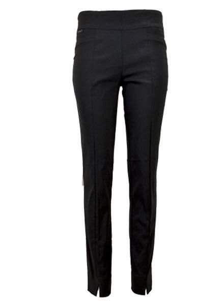 Renuar The Long Ankle Pant In Black