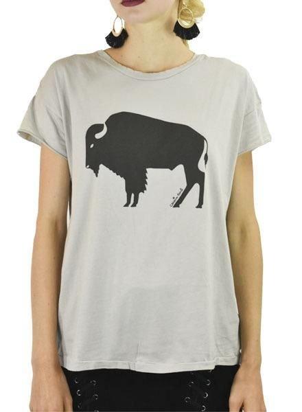 Cousin Earl's Buffalo Tee