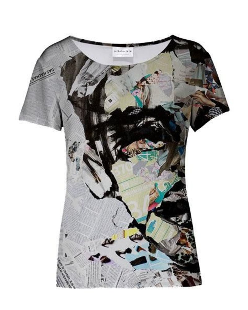 Le Galeriste K Smith Tee In Winston Torr Art