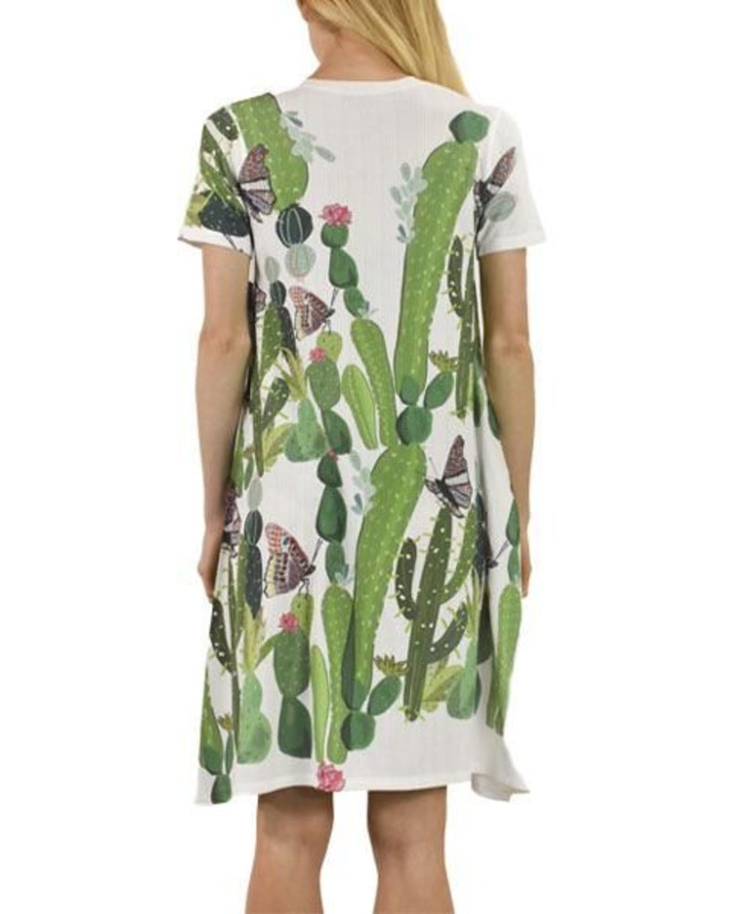 Inoah Desert Bloom Dress