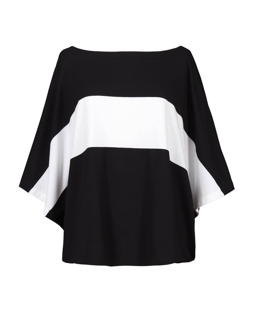 13871b273627f Alembika Bold White Stripe Top - Shady and Katie