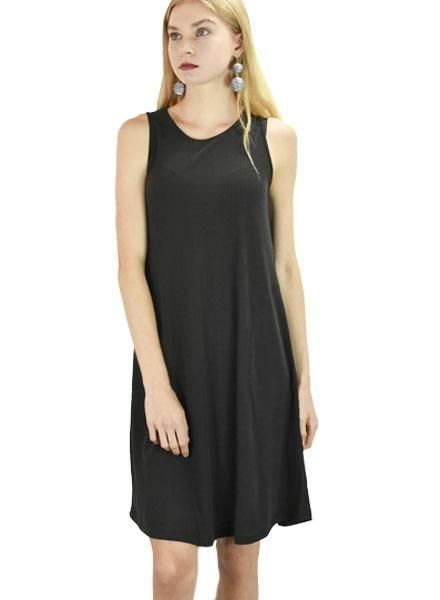 Alembika Alembika Must Have Tunic Dress In Black