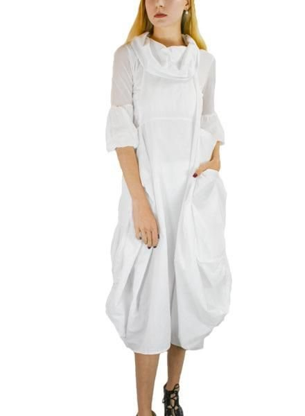 Comfy's Jason Givenchy Jumper In White