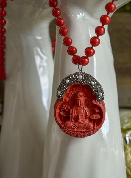 The Long Collection - Red Buddah