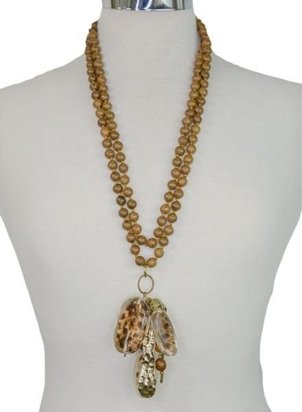 The Long Collecion - Leopard Charms