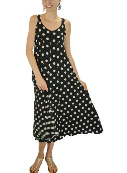 Comfy's Lilian Dress In Big Dot