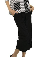 Comfy's Sun Kim Monet Pants In Black