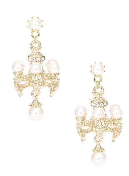 Serious Chandlier Earrings