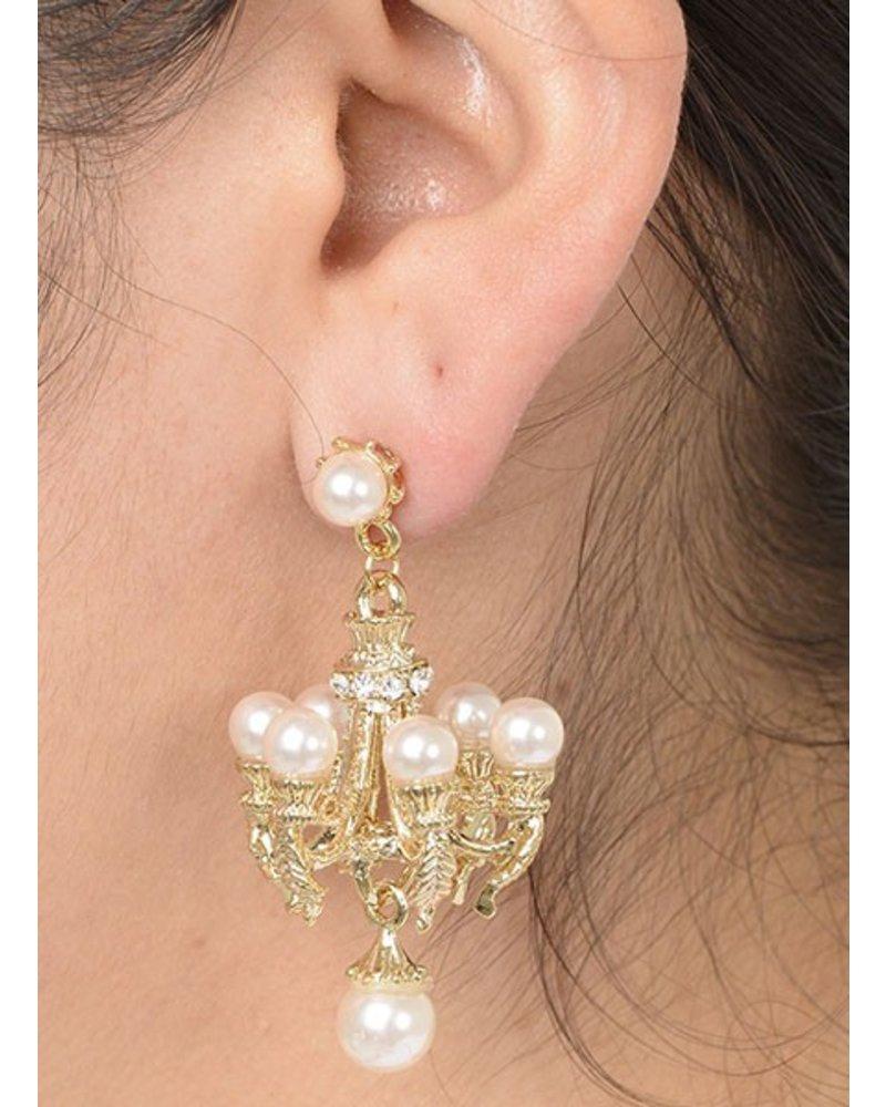 Serious Chandlier Earrings