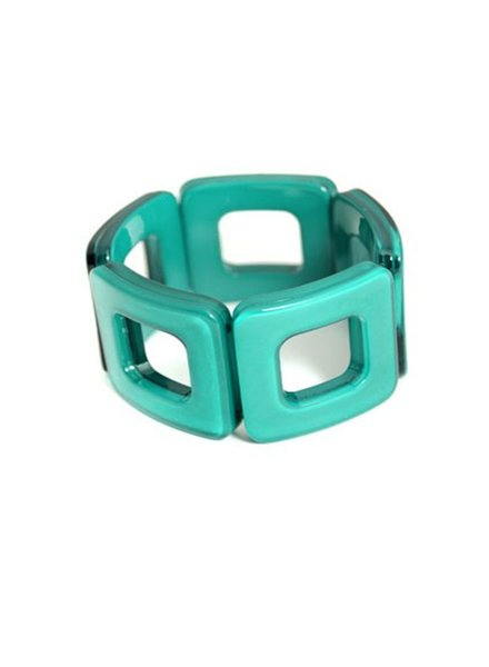 My Modern Bracelet In Deep Green