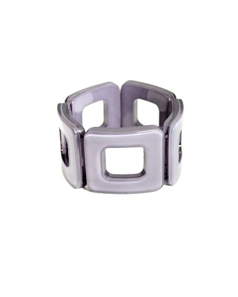 My Modern Stretch Bracelet In Violet