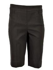 Renuar Magic Bermuda Lil' Pocket Shorts In Black