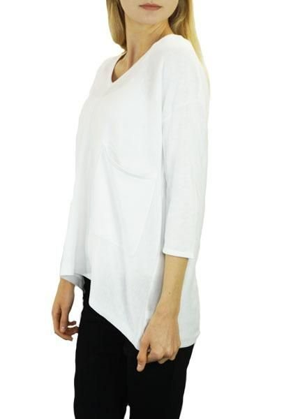 Renuar Renuar Big Sweater In Ivory
