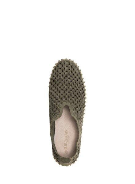 Ilse Jacobsen Isle Jacobsen Tulip Shoe In Laurel Green