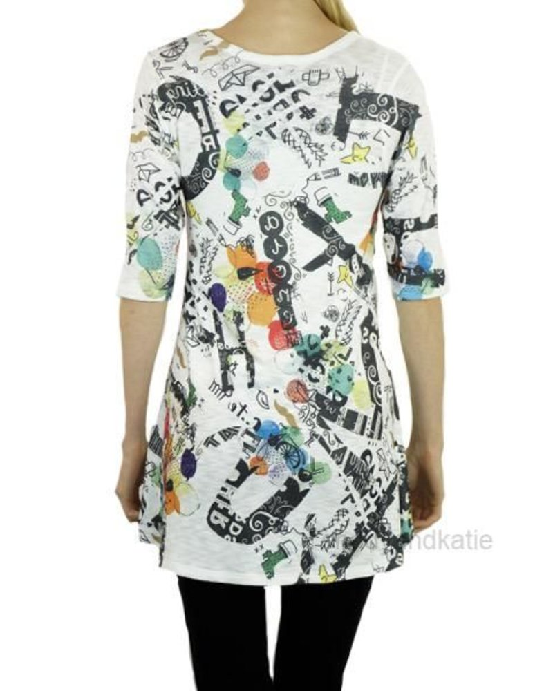 Inoah Inoah Kids Art Top