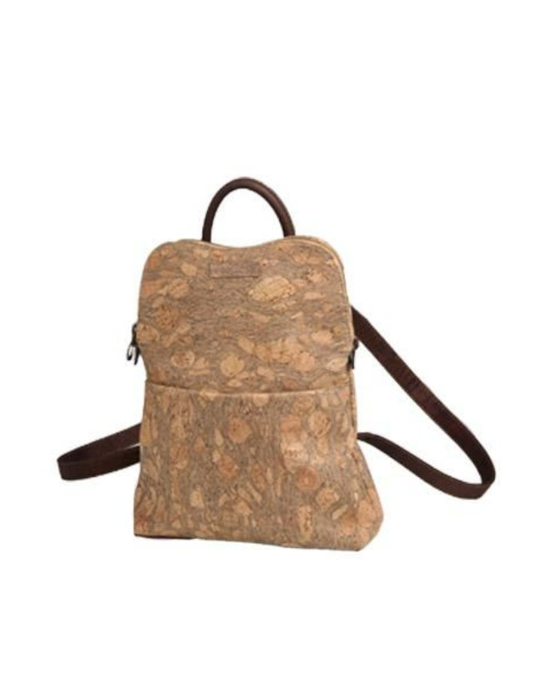 Eco Friendly Cork Lil' Backpack