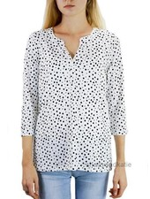 Renuar Renuar Little Black Dot Top