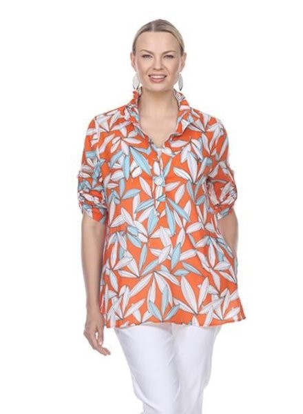 Terra Tropical Tangerine Top