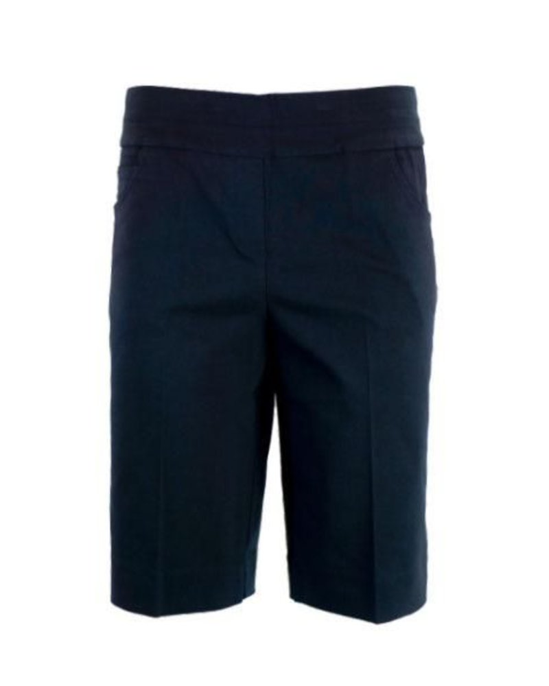 Renuar Renuar Magic Bermuda Shorts In New Midnight