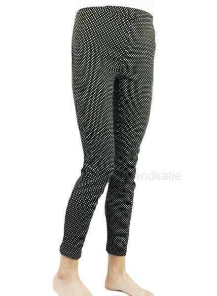 Renuar Renuar Reversible Dot Ankle Pant