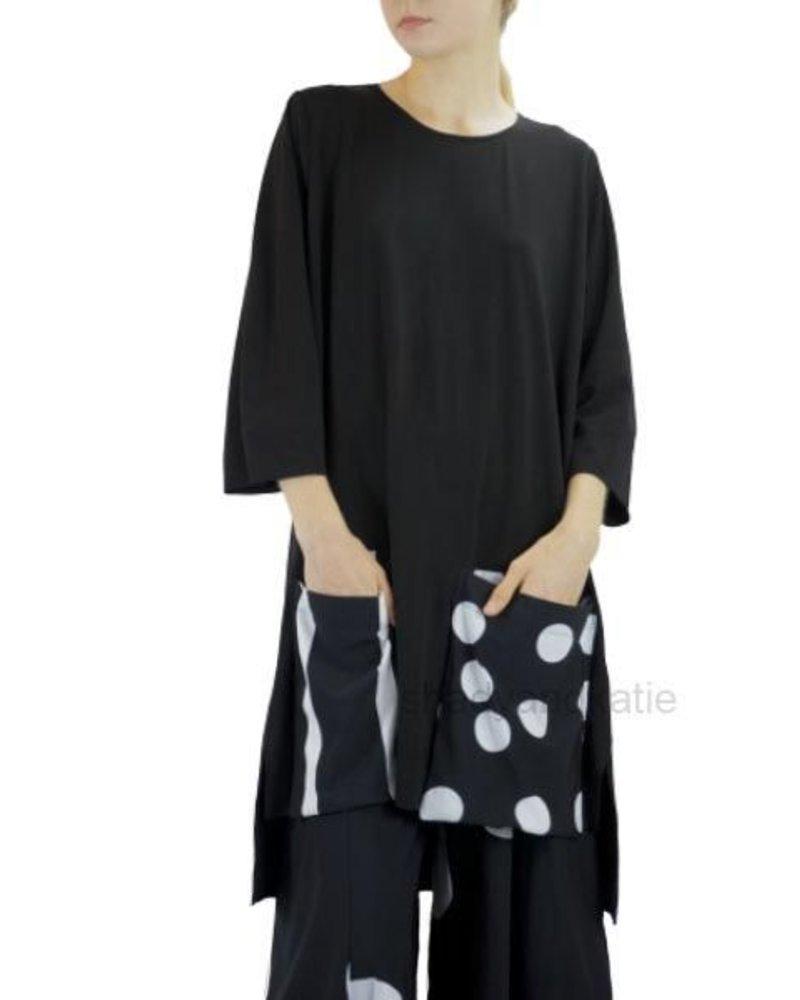 66b122d845a5e Alembika's Double Pocket Dress - Shady and Katie