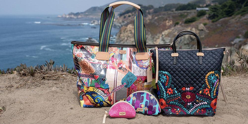 Consuela Bags