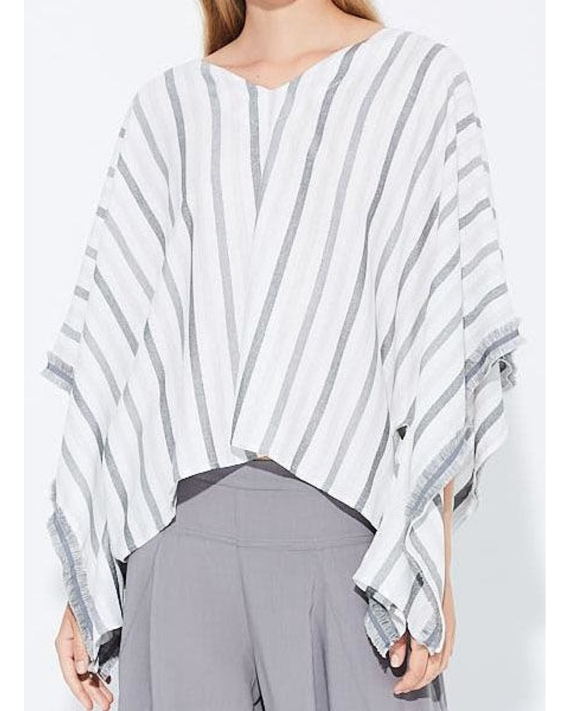 Ozai Ozai Facile Stripe Top