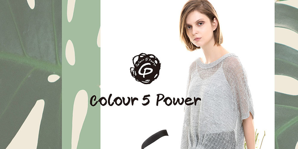 Colour 5 Power