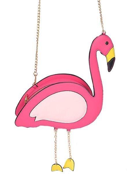 Flock of Flamingos Bag