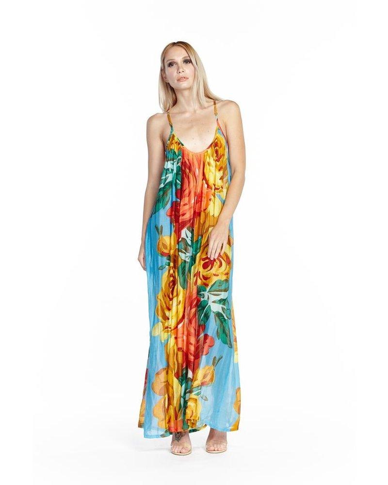 Aratta Aratta's Exotic Maxi Dress