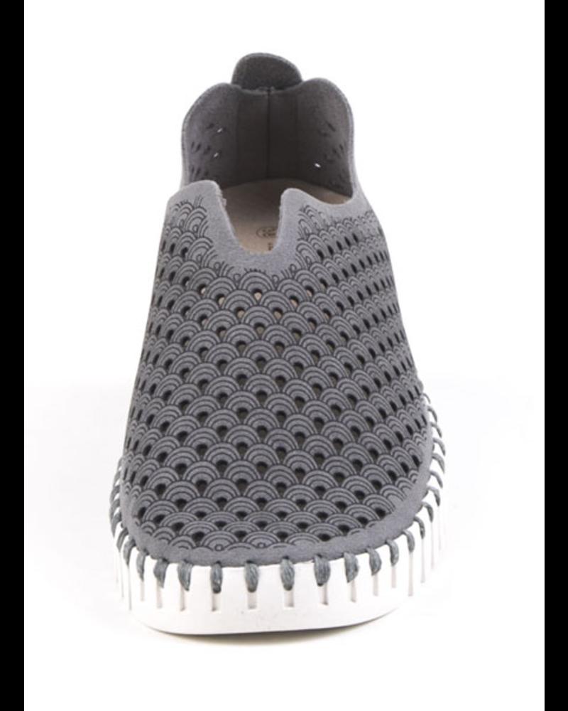 Ilse Jacobsen Tulip Shoe In Grey