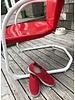 Ilse Jacobsen Ilse Jacobsen Tulip Shoe In Deep Red