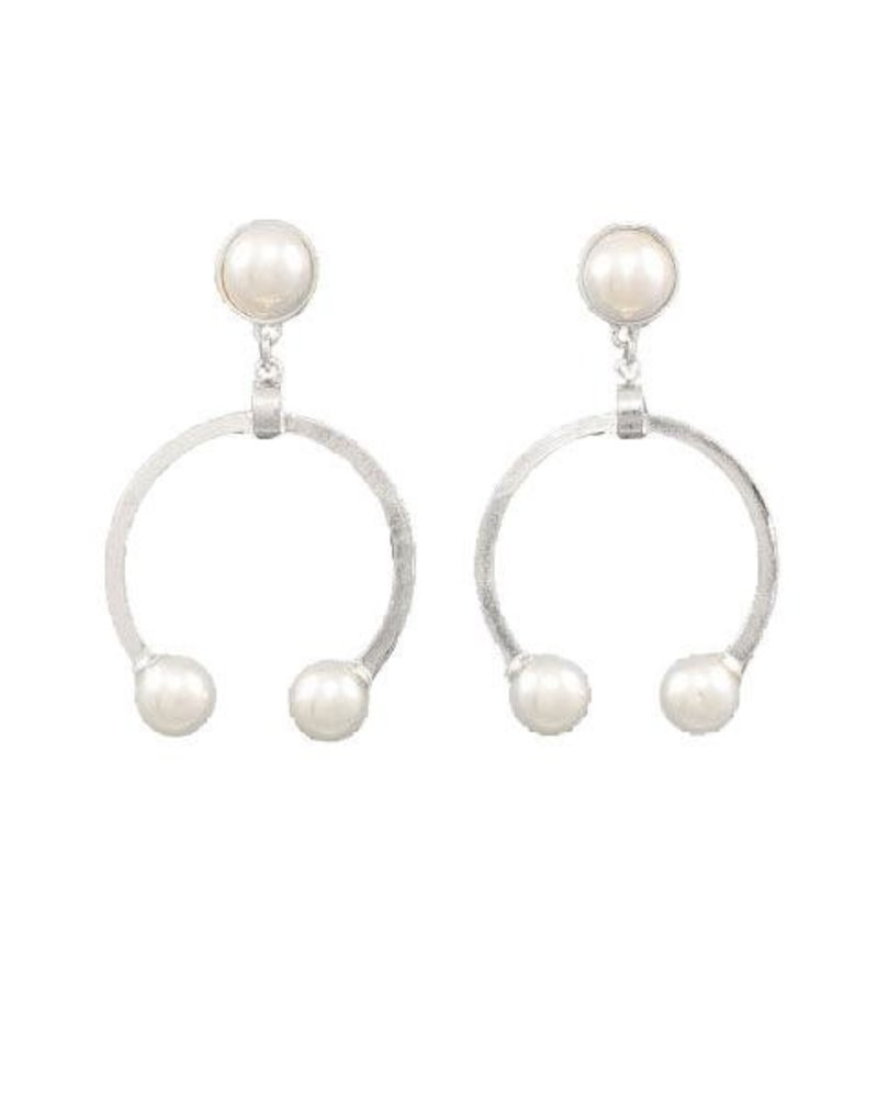 My Ranch Pearl Earrings