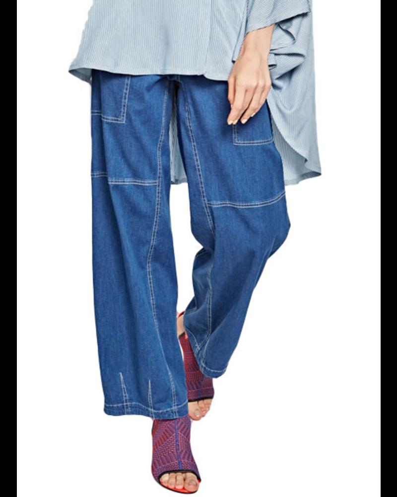 Alembika Alembika Pull On Jeans In Denim