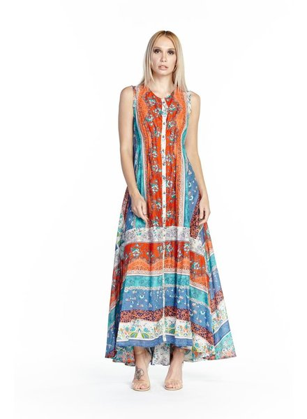 Aratta Aratta's Ditch It All Maxi Dress