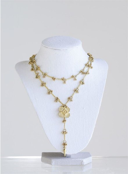 Tansy Necklace